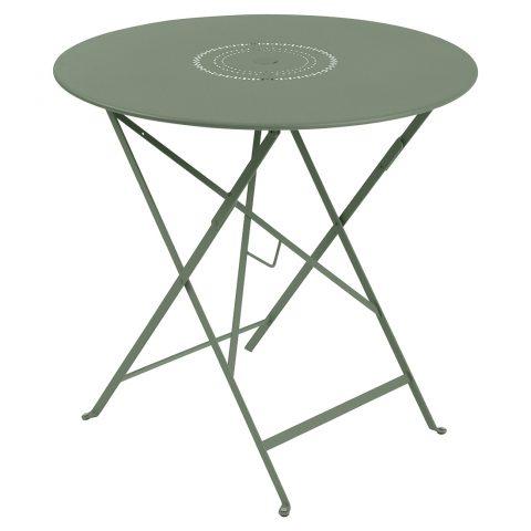 Floréal table 77 cm diameter in Cactus
