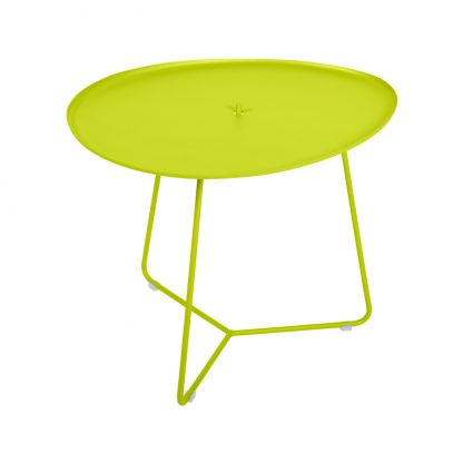 Cocotte low table in Verbena