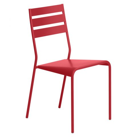 Facto chair in Poppy