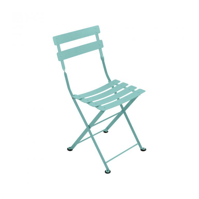 Tom Pouce chair in Lagoon Blue