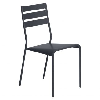 Facto chair in Anthracite