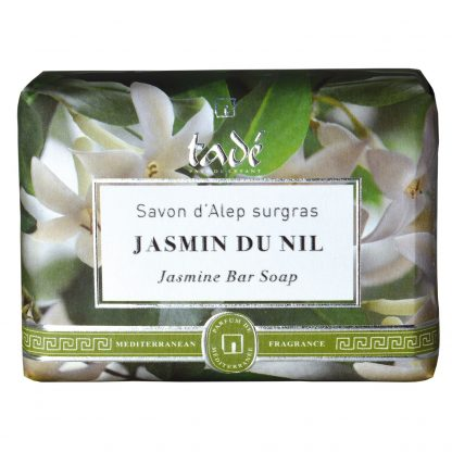 Aleppo bar soap - Jasmine