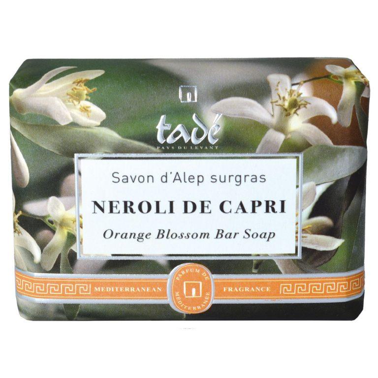 Aleppo bar soap - Orange Blossom