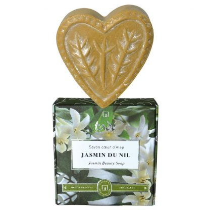 Aleppo beauty soap - Jasmine