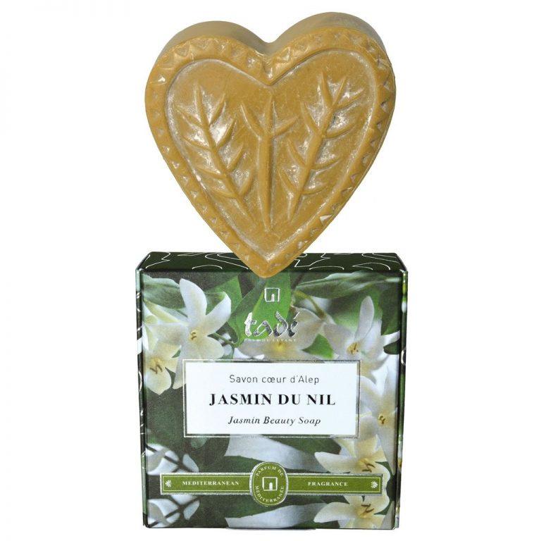 Aleppo beauty soap - Jasmine