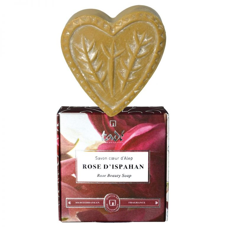 Aleppo beauty soap - Rose