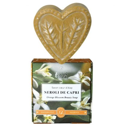 Aleppo beauty soap - Orange Blossom