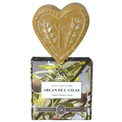 Aleppo beauty soap - Argan