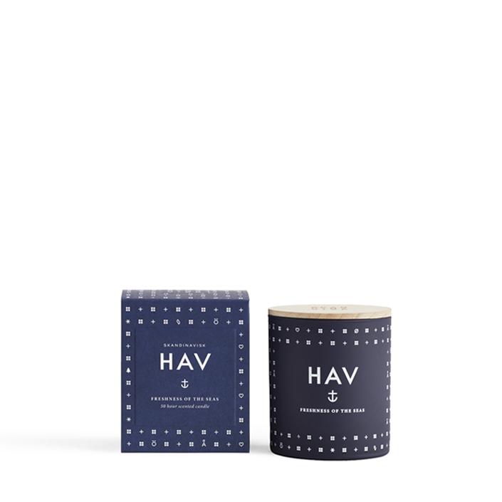 HAV scented candle by Skandinavisk