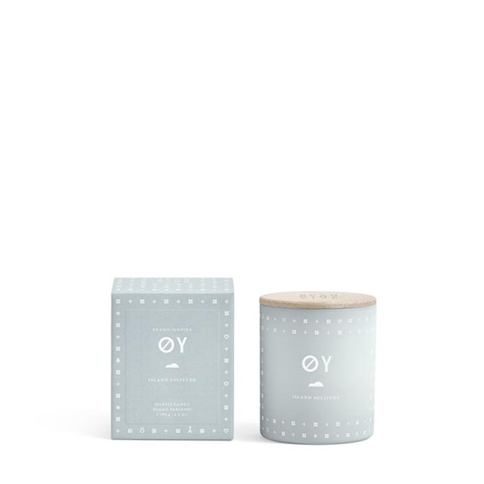 ØY scented candle by Skandinavisk