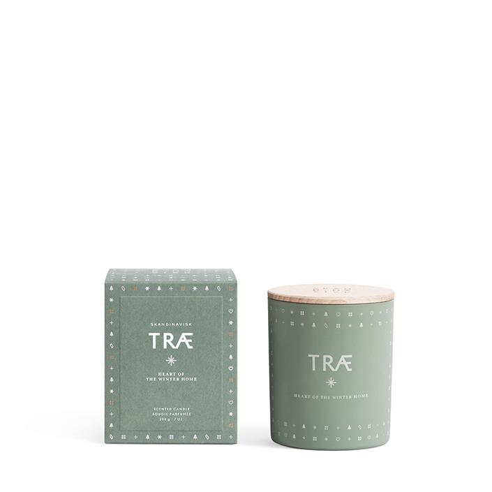 TRÆ scented candle by Skandinavisk