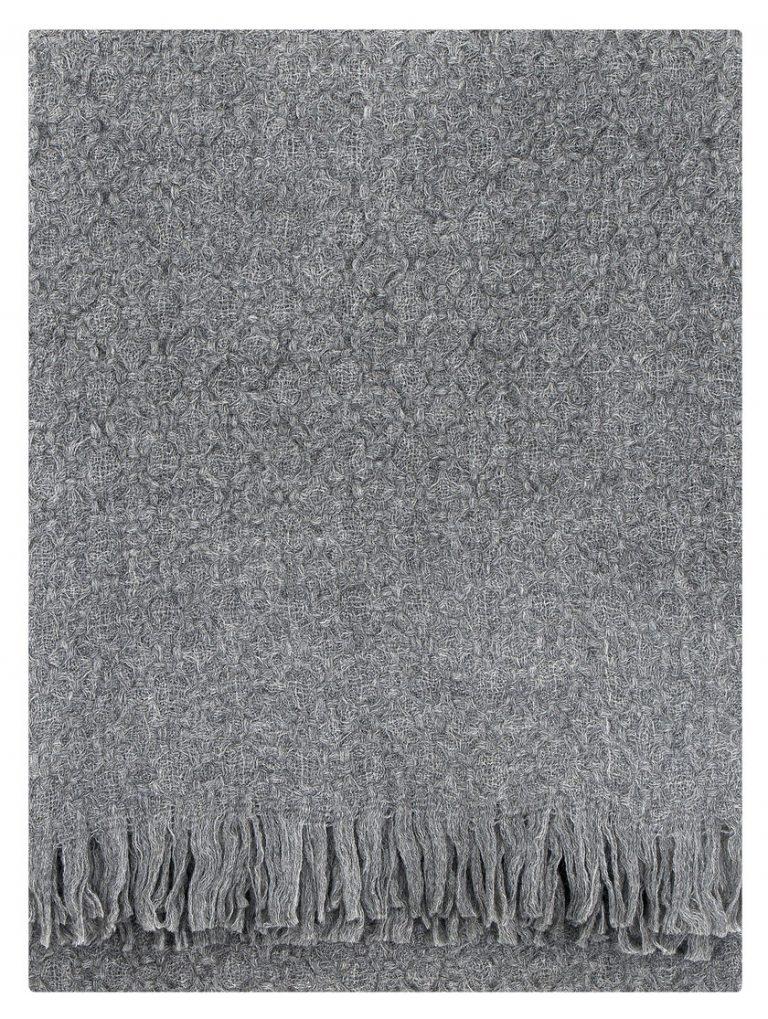 Corona Uni blanket in Light Grey