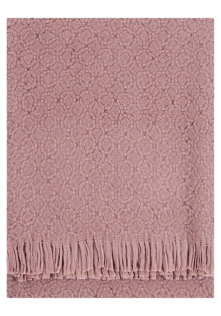 Corona Uni blanket in Rose
