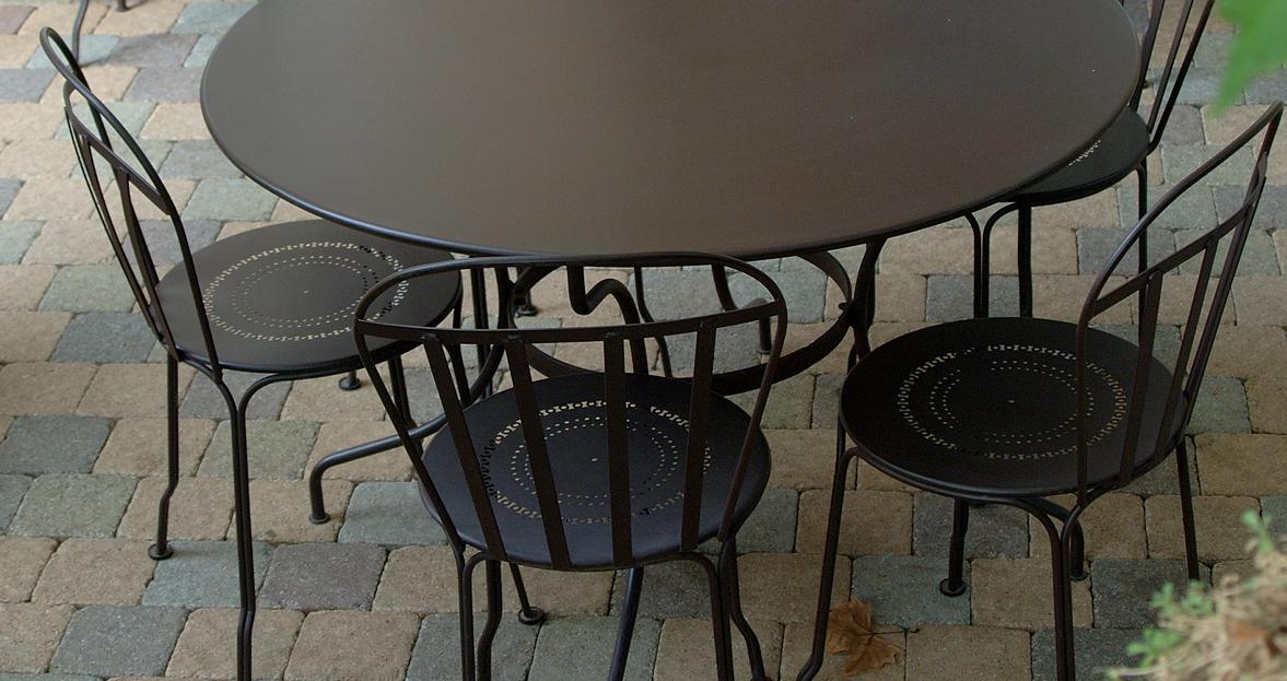 Opéra table Ø 117 cm