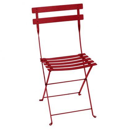 Bistro chair in Poppy