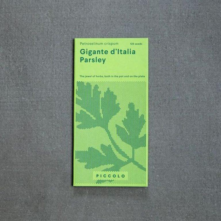 Parsley Gigante d'Italia