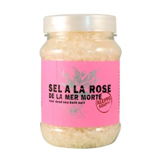 Rose Dead Sea salt
