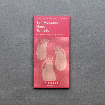 Tomato San Marzano Nano