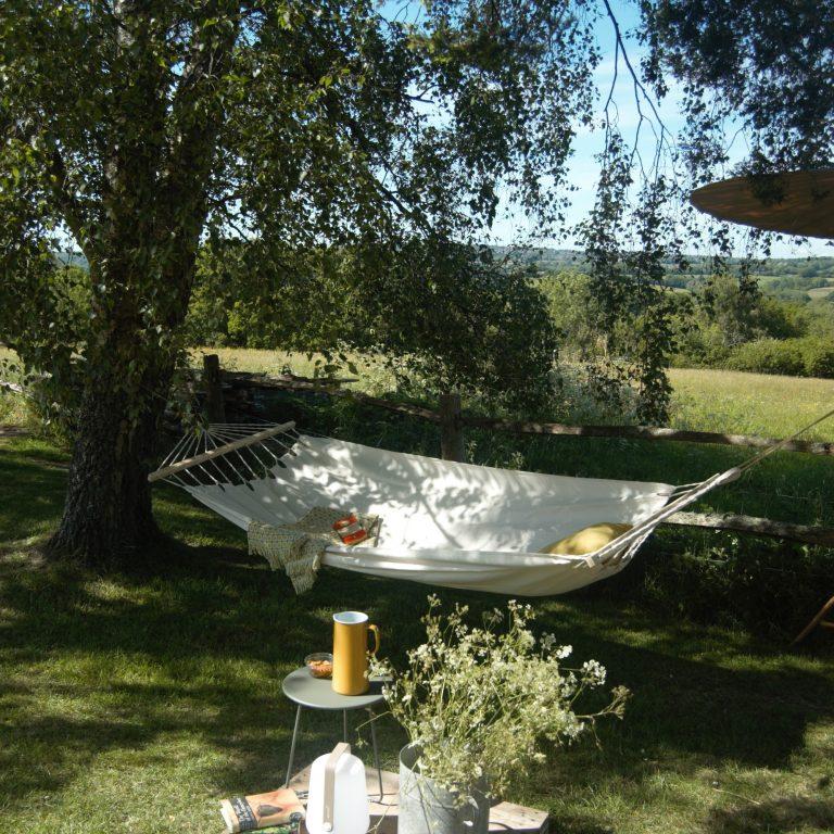 Canvas hammock
