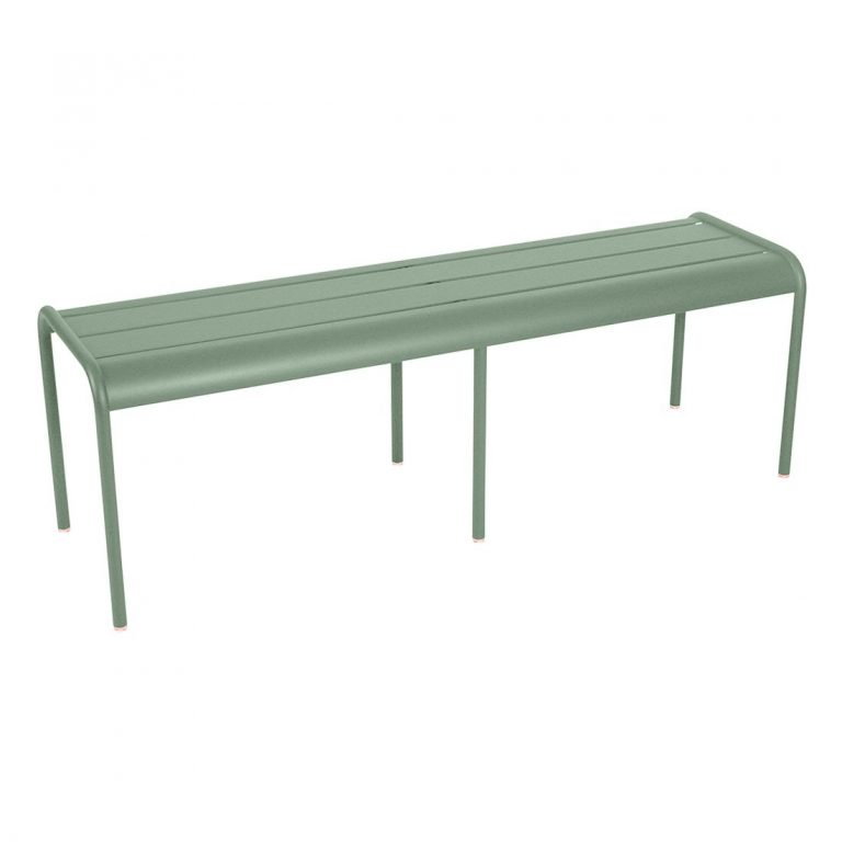 Luxembourg long bench in Cactus