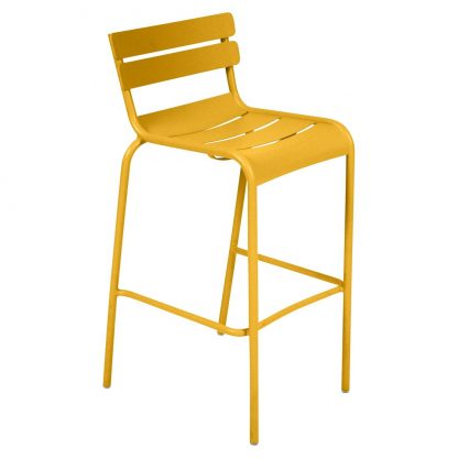 Luxembourg high chair in Honey