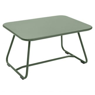 Sixties low table in Cactus