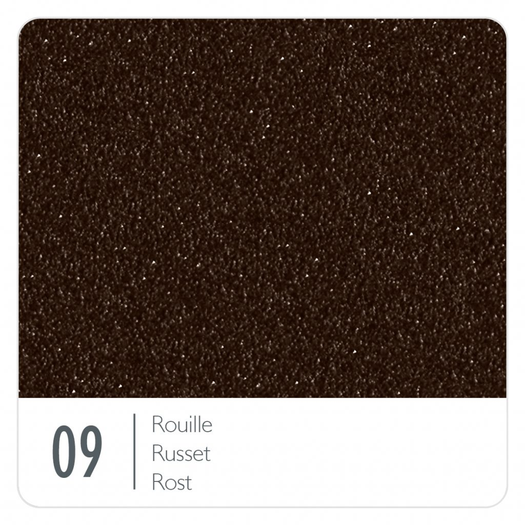 Colour swatch for the colour Russet (09)
