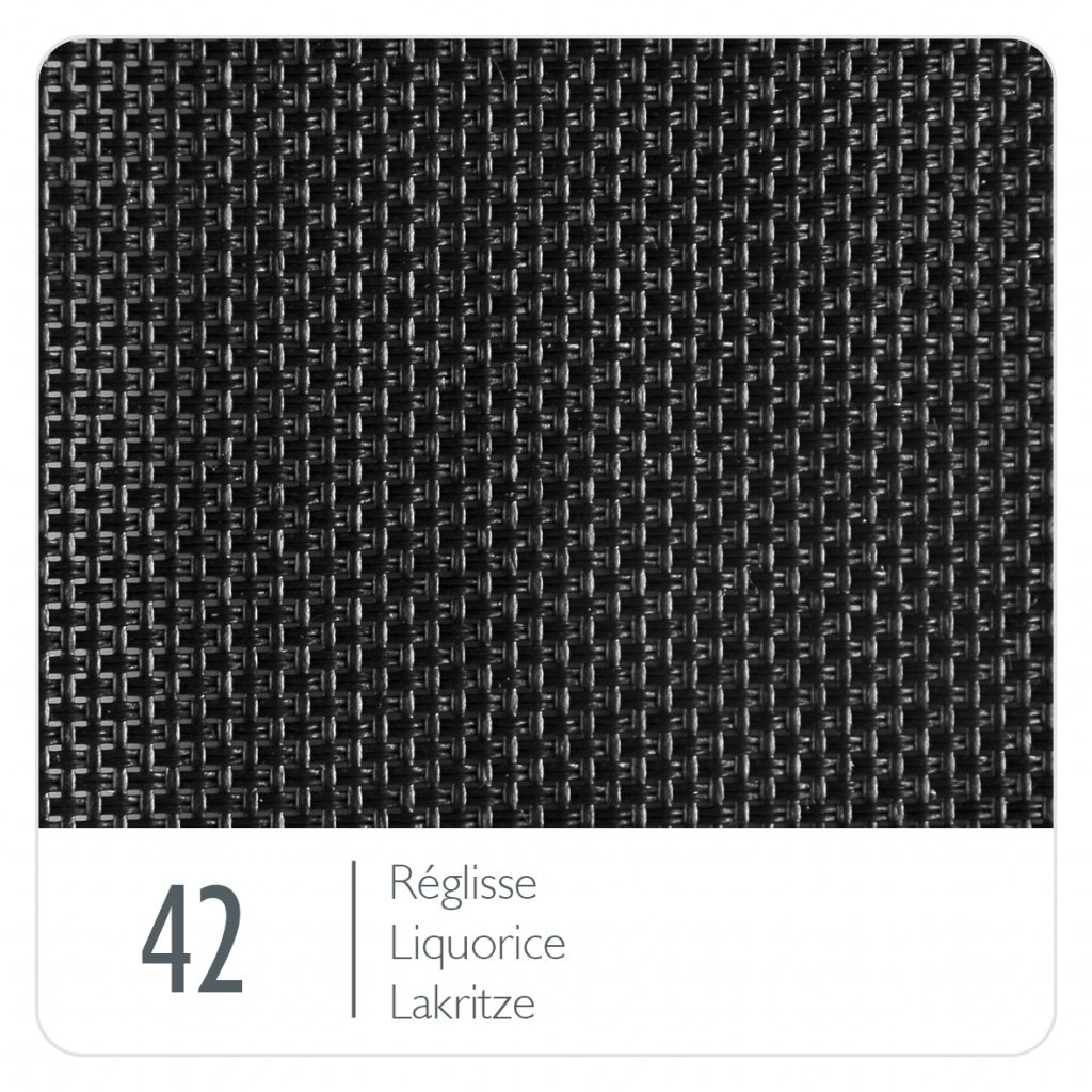Colour swatch for the colour Liquorice (42) OTF