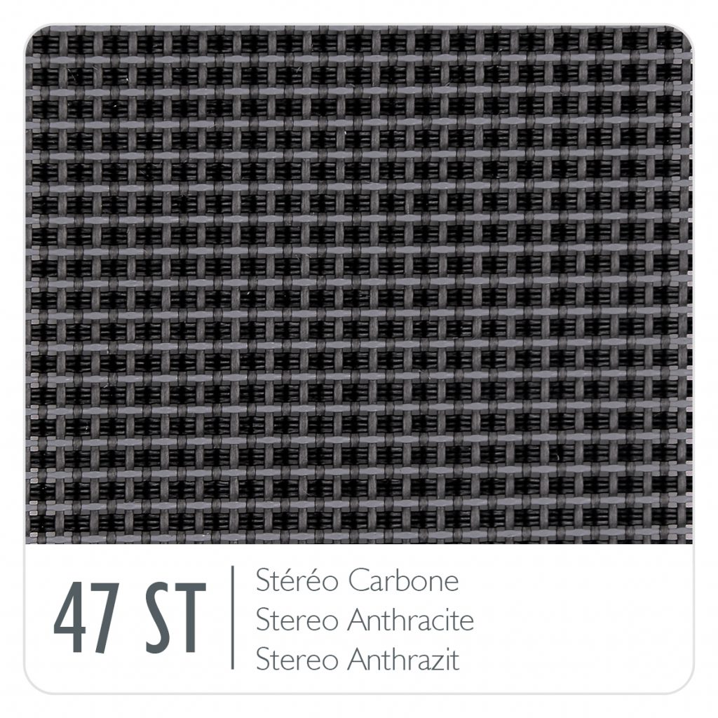Colour swatch for the colour Anthracite (47) OTF