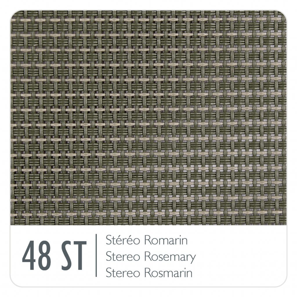 Colour swatch for the colour Rosemary (48) OTF Stereo