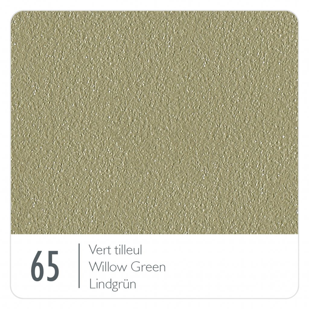 Colour swatch for the colour Willow Green (65)