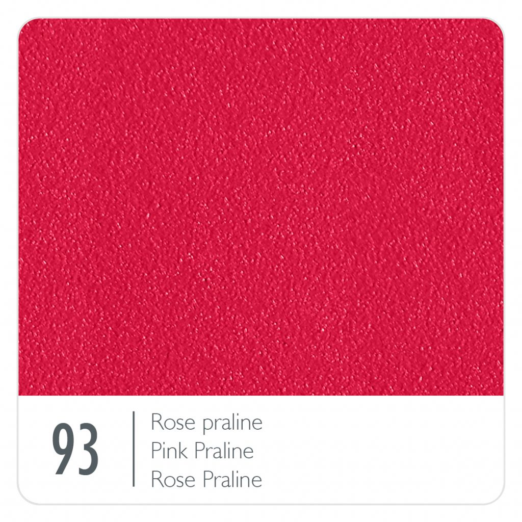 Colour swatch for the colour Pink Praline (93)