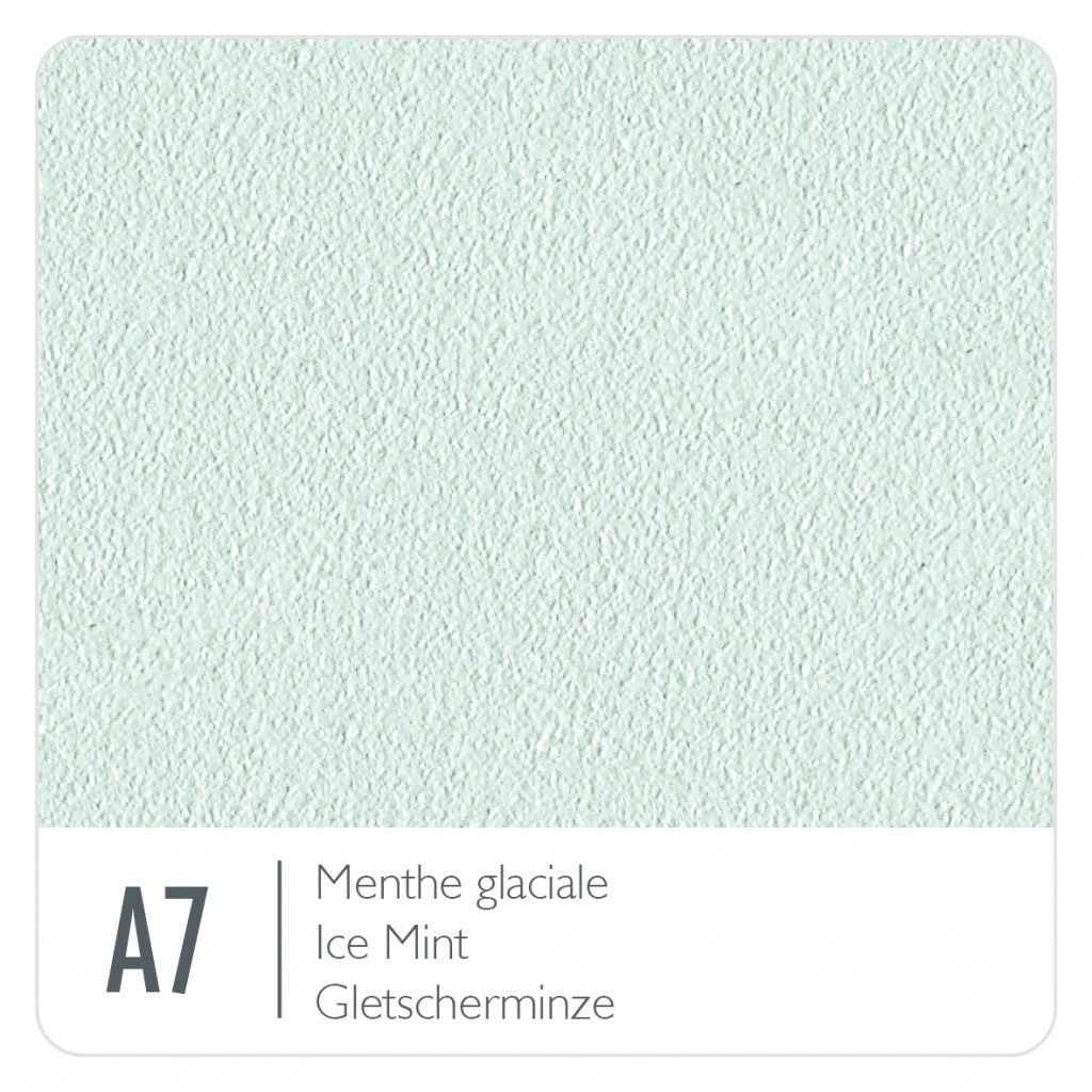 Colour swatch for the colour Ice Mint (A7)