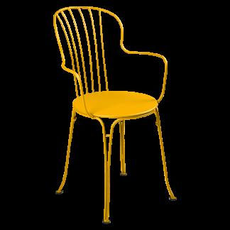 Opéra+ armchair in Honey