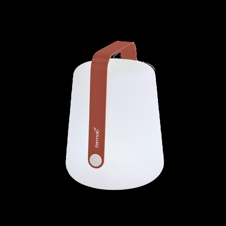 Balad Lamp 25 cm in Red Ochre