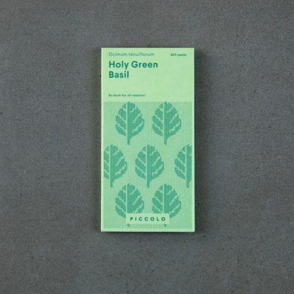 Basil Holy Green
