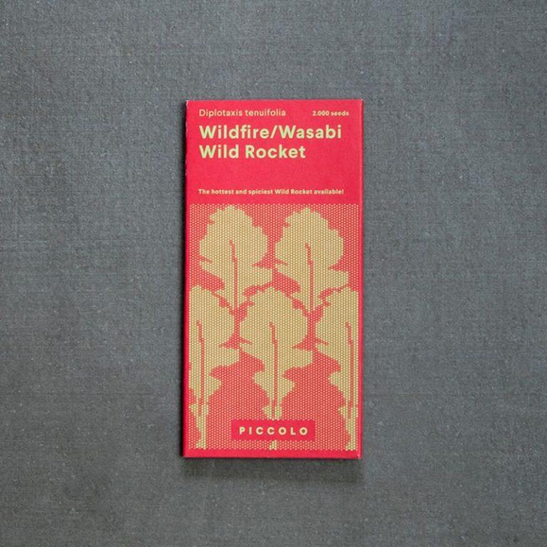 Wild Rocket Wildfire/Wasabi